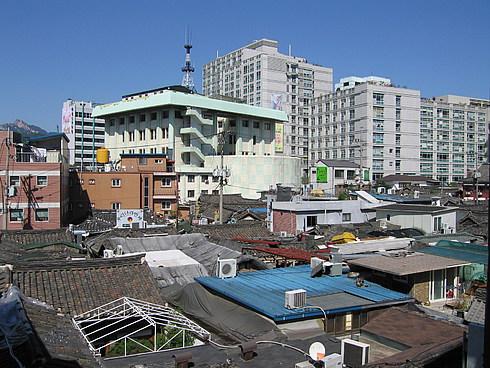 Пейзажи Сеула