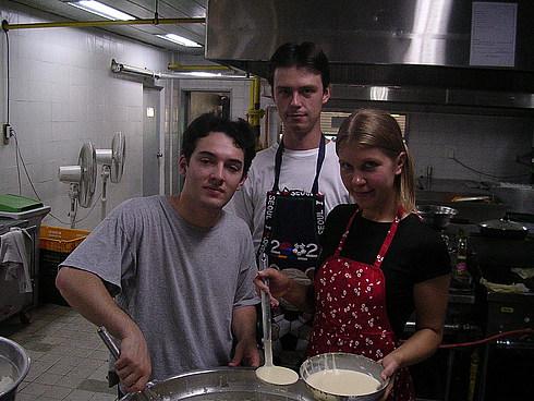 Подготовка к печению... или печке... к выпеканию!!!