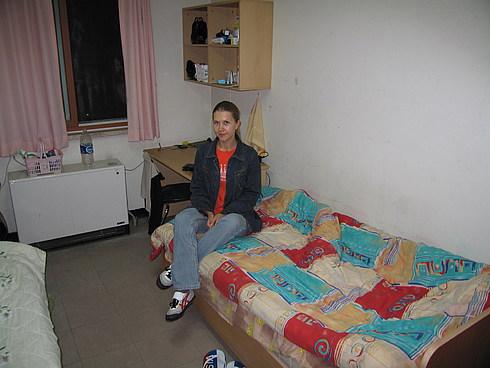 Беспрецедентно! Я в мужском общежитии, в комнате Вадима!