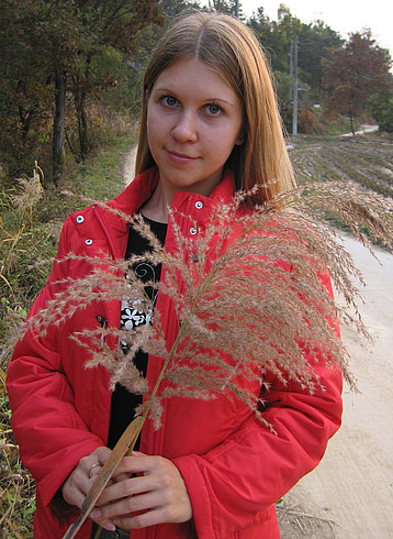 Колосок-метелка