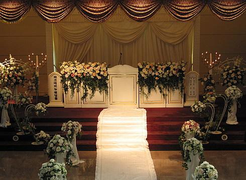 Зал свадебной церемонии