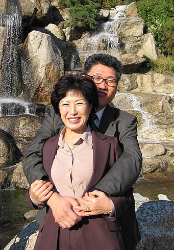 Учитель и его жена