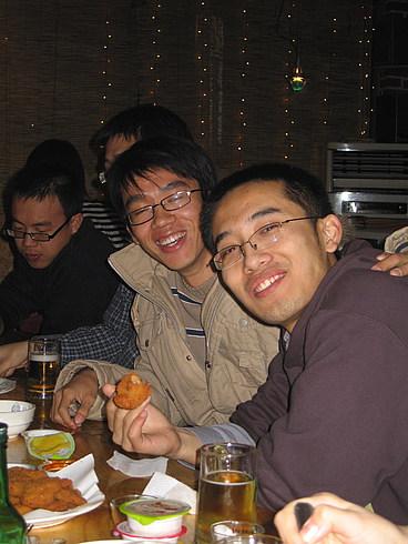 Второй именинник Джу Ю