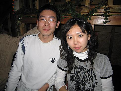 Ху Бин и Кунь Ян