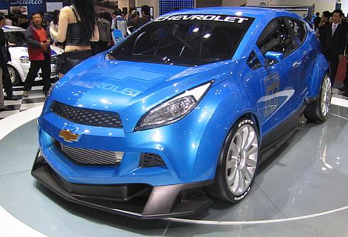Daewoo (Chevrolet) WTCC