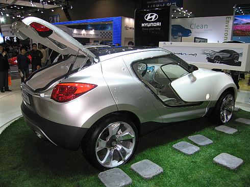 Начнем с Хёнтэ: Hyundai Qarmaq