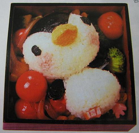 Пингвин - тоже можно съесть
